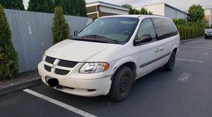 2002 dodge mini van runs drives for Sale in Yelm, WA