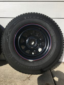Two great snow tires for Sale in Portland,  OR