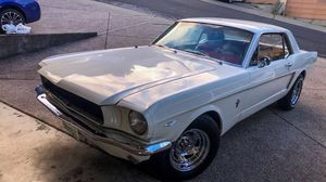 1965 Mustang 289 C Code for Sale in Pacifica, CA