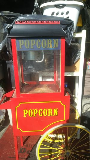 Popcorn maker for Sale in Paramount, CA