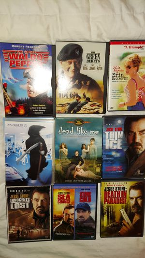 Dvd movies for Sale in Oshkosh, WI