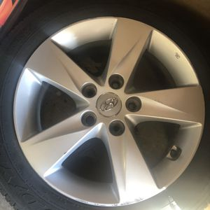 2013 Hyundai Elantra oem Wheels for Sale in Gilroy, CA