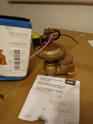 Automatic sprinkler valve for Sale in Claremont, CA