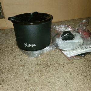Ninja Personal Mini Crock Pot for Sale in Barberton, OH