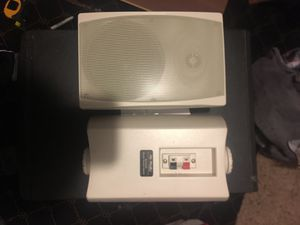 HiFi Works outdoor weather resistant speakers for Sale in Saint Joseph, MO
