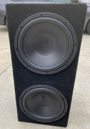 Subwoofer PB for Sale in Los Angeles, CA