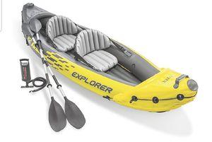 Intex Explorer K2 Kayak for Sale in Torrance, CA