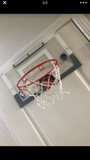 Basketball hoop for a door for Sale in Stockton, CA