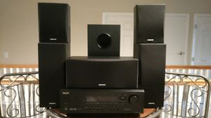 Stereo receiver system ONKYO for Sale in Largo, FL