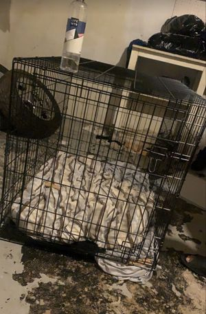 Dog cage for Sale in Milford Mill, MD