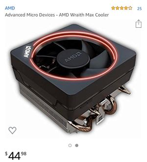 AMD Wraith Max Cooler for Sale in Frederick, MD