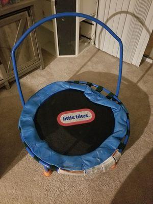 Little tykes trampoline for Sale in Sterling, VA