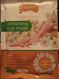 Eexfolating foot masks for Sale in Stockton, CA