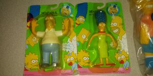 The Simpson's bendable action figure for Sale in Bradenton, FL