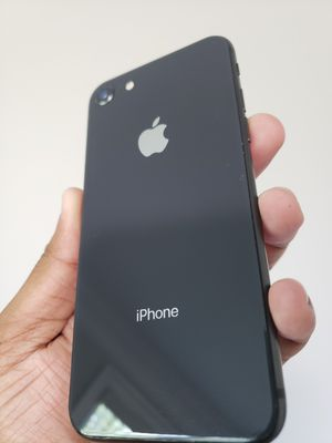 iPhone 8 , 256 GB ,Unlocked for All Company Carrier , Excellent Condition like New for Sale in Springfield, VA