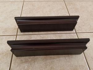 Brown floating shelves for Sale in Menifee, CA