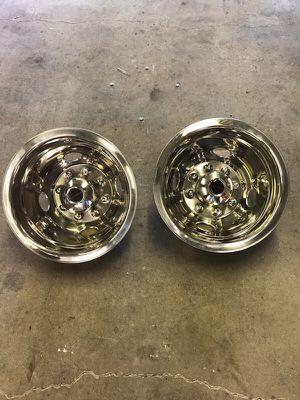 "16"" Dually Wheel Covers for Sale in Odessa, FL"