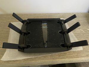 NETGEAR - Nighthawk X6 AC3200 Tri-Band Wi-Fi 5 Router for Sale in Pembroke Pines, FL