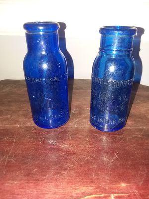Set of Bromo Bottles for Sale in Lynchburg, VA