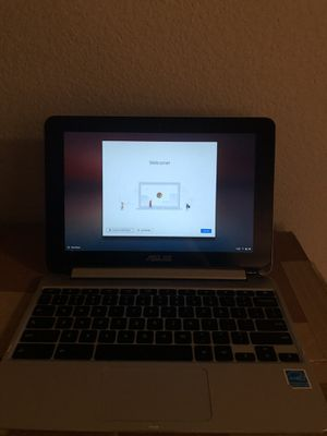 Asus chromebook for Sale in Lynnwood, WA
