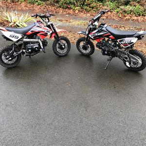 110 cc Dirt Bikes Year 2020 for Sale in Gig Harbor, WA