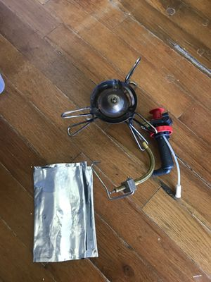MSR camping backpacking stove. for Sale in Miami, FL