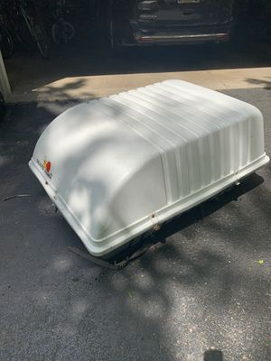 X-cargo car top carrier for Sale in Bloomfield Hills, MI