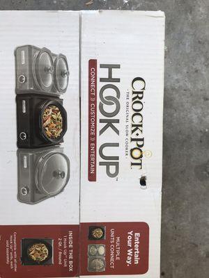 Crock pot set for Sale in San Diego, CA