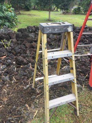 4' ladders x2 for Sale in Kailua-Kona, HI
