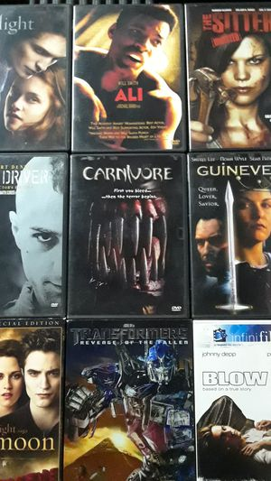 DVD movies for Sale in San Dimas, CA