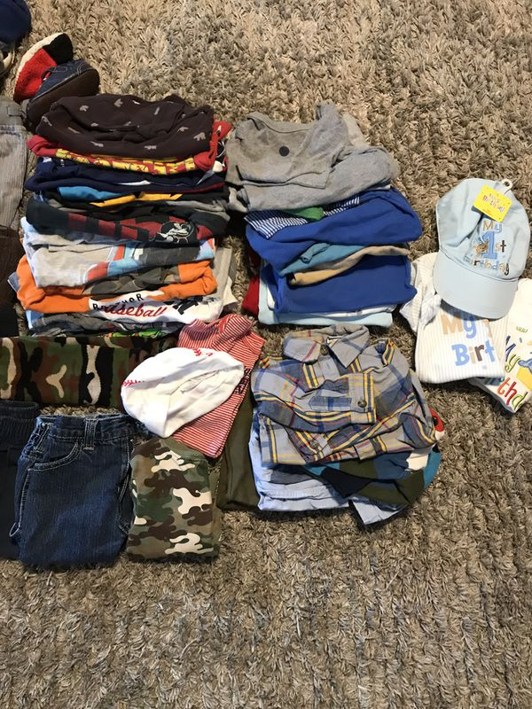 Baby Boy Clothes fall/winter 9-12 months
