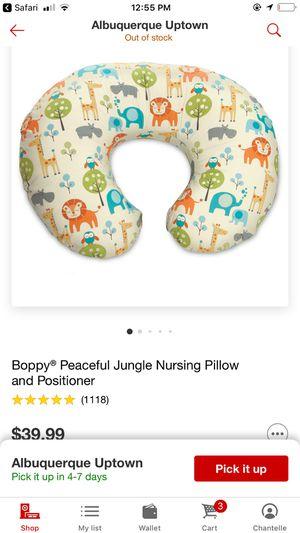 Boppy for Sale in Albuquerque, NM
