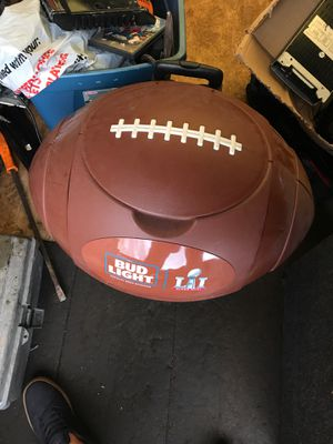 Football cooler for Sale in St. Louis, MO