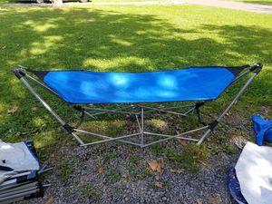 Portable folding hammock for Sale in North Tonawanda, NY
