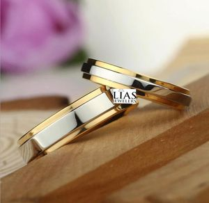 New 18 k gold his and hers wedding ring set for Sale in Orlando, FL