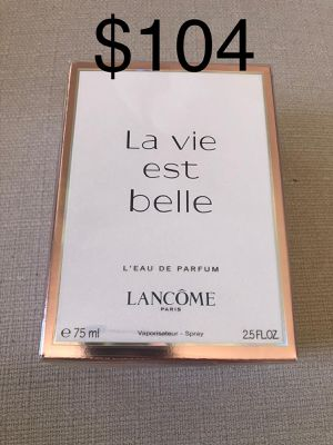 La Vie est belle perfume for Sale in San Carlos, CA