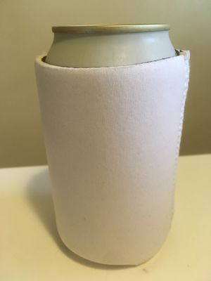 Box of 200 Blank White Koozies- Beer Can Cooler for Sale in Kansas City, KS