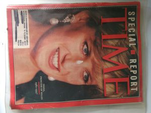 Princess Diana time magazine for Sale in Dundee, FL