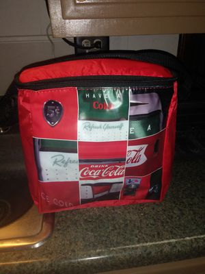 Coca Cola insulated cooler for Sale in Greencastle, PA