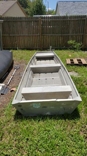 12 ft John boat for Sale in New Port Richey, FL