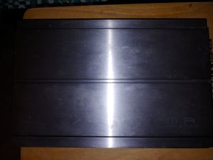 TMA (JL Audio) 320.4 4-channel amplifier - super clean power! for Sale in La Vergne, TN