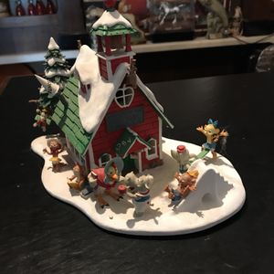 Disney's Winter Wonderland Collection School House for Sale in Seattle, WA
