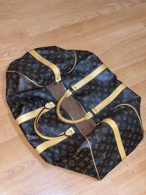 Louis Vuitton lv duffle bag for Sale in Brisbane, CA