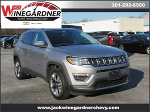 2017 Jeep Compass for Sale in Fort Washington, MD