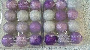 Purple small ornaments for Sale in Passaic, NJ