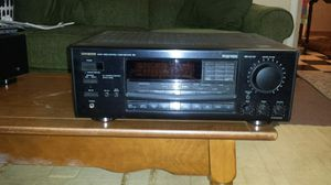Onkyo TX 5v515pro tuner amplifier for Sale in Euclid, OH