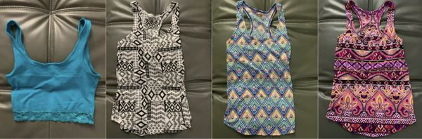 HUGE Women's Clothing Lot Size Small!