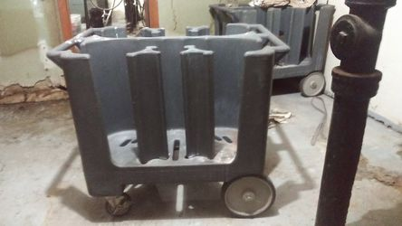 Resteraunt hotel catering plate caddy for Sale in Springfield,  IL