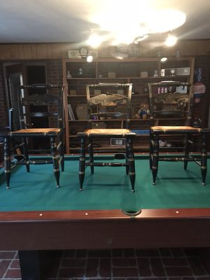 Ethan Allen Rare Antique Hitchcock Chairs for Sale in Spartanburg, SC