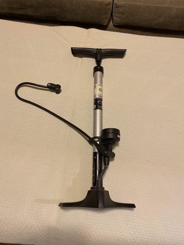 Bike air bumper